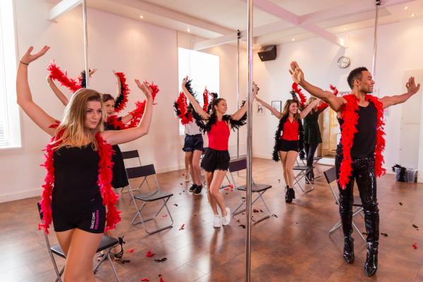Burlesque Workshop in Delft